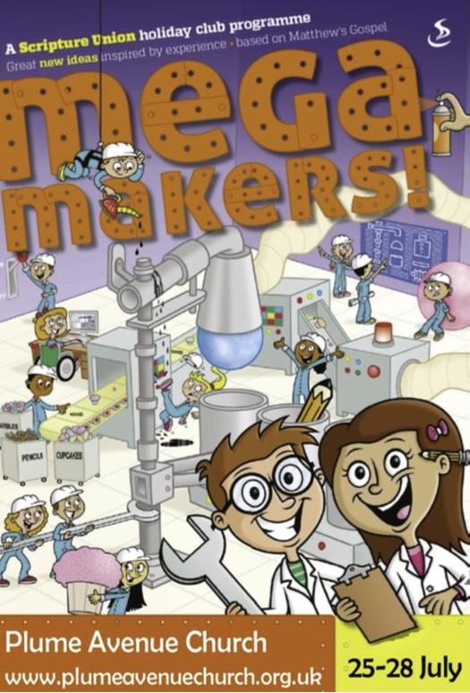 Mega Makers
